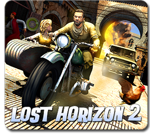 Lost Horizon 2